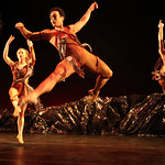 Dancers: Michelle De Fremery, Alvaro Palau, Alicia Curtis Dance: Le Sacre du Printemps Photo: John McCauley